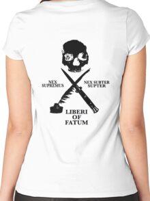 Children Of Doom Women's Fitted Scoop T-Shirt