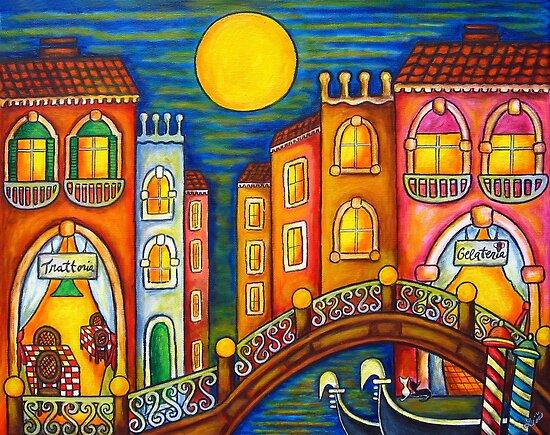 Venice Soiree by LisaLorenz