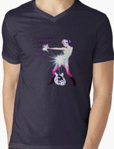Bitchin' Rock Star From Mars tee Mens V-Neck T-Shirt