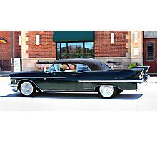 Cool Daddy Caddy Photographic Print