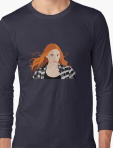Amy Pond Long Sleeve T-Shirt