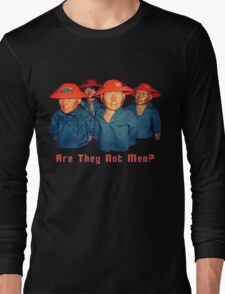 Devo Hugo tee V.1 Long Sleeve T-Shirt