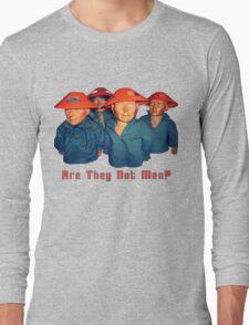 Devo Hugo tee V.1 Long Sleeve T-Shirt