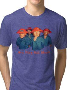 Devo Hugo tee V.1 Tri-blend T-Shirt