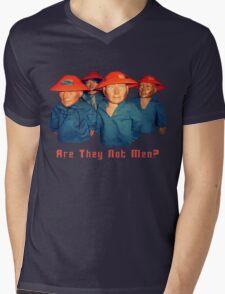 Devo Hugo tee V.1 Mens V-Neck T-Shirt