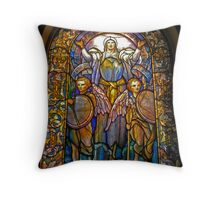 So are ye when men shall revile you and persecute you for my sake Throw Pillow