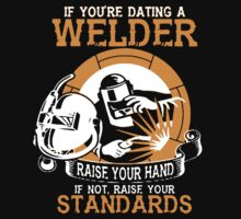 Dating Welder Raise Hands by alexpeter