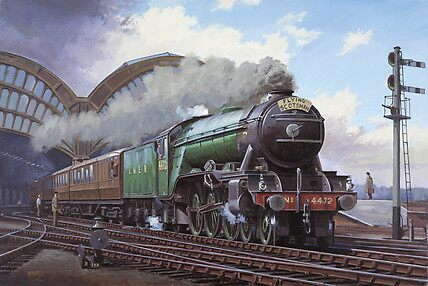 Gresley's A1/A3 by Mike Jeffries