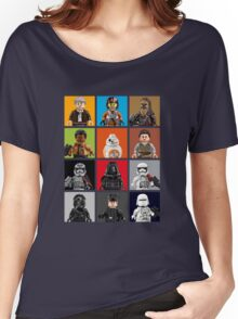 Lego The Force Awakens Women's Relaxed Fit T-Shirt