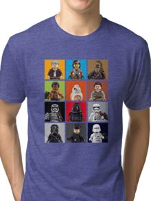 Lego The Force Awakens Tri-blend T-Shirt