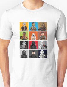 Lego The Force Awakens Unisex T-Shirt