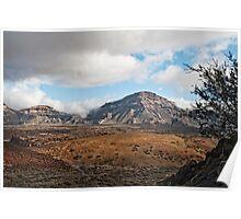 El Teide: Shadow Play Poster