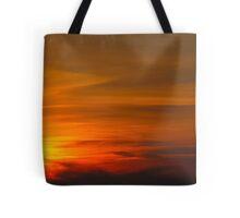 Bullet Sunset Tote Bag