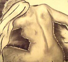 Nude Study #3 by cjmrowlands