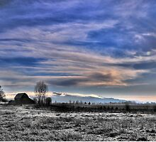 Early morning Oregon by pdsfotoart