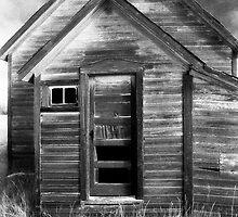 Prairie schoohouse memories by Craig  Davies