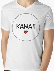 MANGA BUBBLES - KAWAII Mens V-Neck T-Shirt