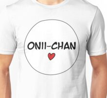 MANGA BUBBLES - ONII-CHAN Unisex T-Shirt