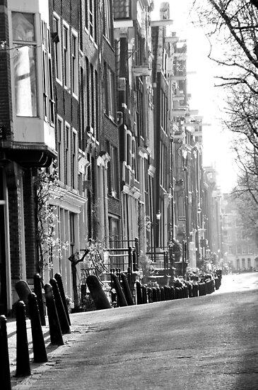Amsterdam - Sunday Morning by ferryvn
