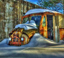 DIVCO Milk Truck by Julie Bishop