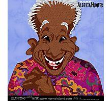 THE GLORY OF ALBERTA HUNTER Photographic Print