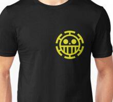 trafalgar law pirates logo Unisex T-Shirt