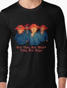 Devo Hugo tee V.2 Long Sleeve T-Shirt