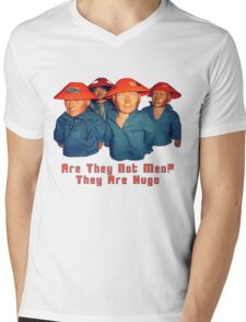 Devo Hugo tee V.2 Mens V-Neck T-Shirt