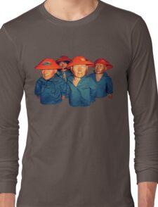 Devo Hugo tee V.3 Long Sleeve T-Shirt