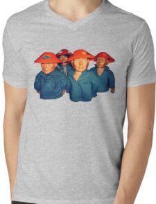 Devo Hugo tee V.3 Mens V-Neck T-Shirt