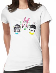 Children of the Belcher Womens Fitted T-Shirt