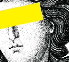 BLIND ME NOW - RENNAISANCE Sticker