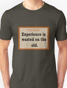 1st law of Shaw's retort T-Shirt