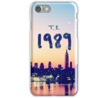 1989 (1) iPhone Case/Skin