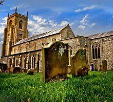 An English Country Church? by Shirley Shelton