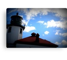 Lomography Lighthouse! Canvas Print