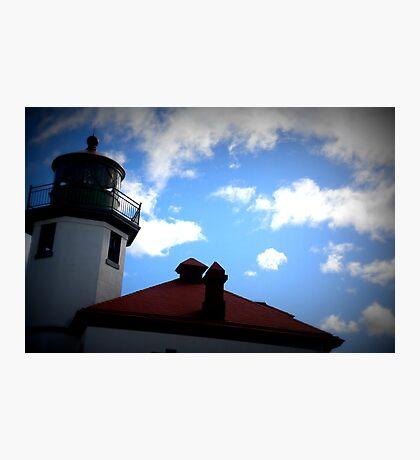Lomography Lighthouse! Photographic Print