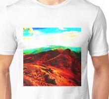 Blue Mars Unisex T-Shirt
