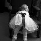High Chair by Samantha Jones