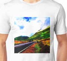 Lonely Road Unisex T-Shirt