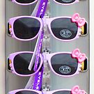 Rinky Dinky Pinky Shades by Yampimon