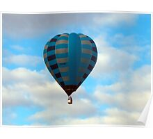 Hot Air Balloon 3 Poster