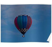 Hot Air Balloon 4 Poster