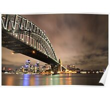 Sydney City of Romance - Milsons Point Poster