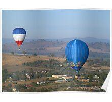 Hot Air Balloon 14 Poster
