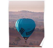 Hot Air Balloon 16 Poster