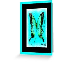 All A Flutter Butterfly Greeting Card