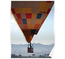 Hot Air Balloon 20 Poster