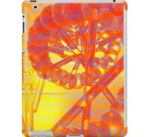 Genetic codes and DNA iPad Case/Skin