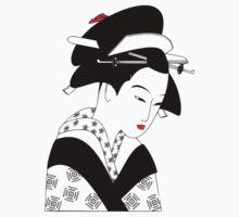 Geisha Kids Tee